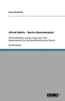 Alfred Doblin - 'Berlin Alexanderplatz' (Paperback)