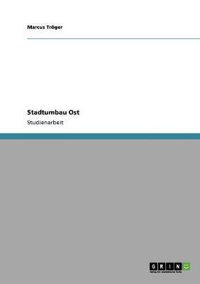 Stadtumbau Ost (Paperback)