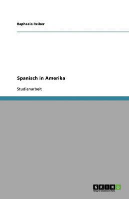 Spanisch in Amerika (Paperback)