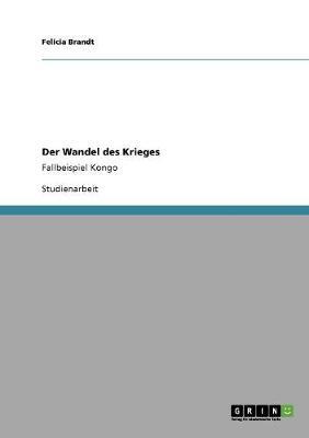 Der Wandel Des Krieges (Paperback)