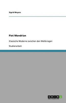 Piet Mondrian (Paperback)