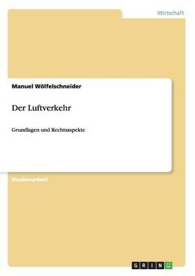 Der Luftverkehr (Paperback)