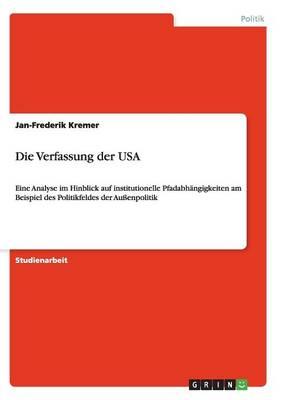 Die Verfassung Der USA (Paperback)