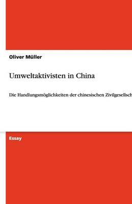 Umweltaktivisten in China (Paperback)
