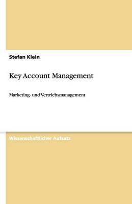 Key Account Management (Paperback)