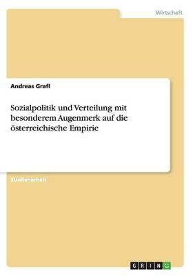 Sozialpolitik Und Verteilung Mit Besonderem Augenmerk Auf Die Osterreichische Empirie (Paperback)