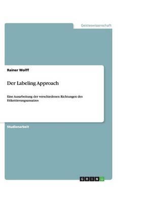 Der Labeling Approach (Paperback)
