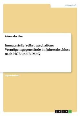 Immaterielle, Selbst Geschaffene Vermogensgegenstande Im Jahresabschluss Nach Hgb Und Bilmog (Paperback)