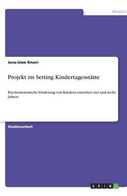 Projekt Im Setting Kindertagesstatte (Paperback)