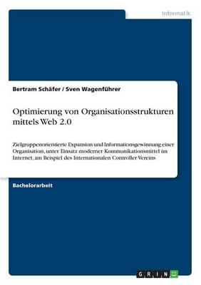 Optimierung Von Organisationsstrukturen Mittels Web 2.0 (Paperback)