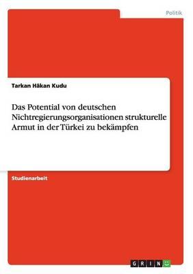 Das Potential Von Deutschen Nichtregierungsorganisationen Strukturelle Armut in Der Turkei Zu Bekampfen (Paperback)