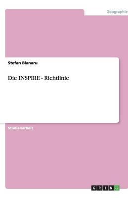 Die Inspire - Richtlinie (Paperback)