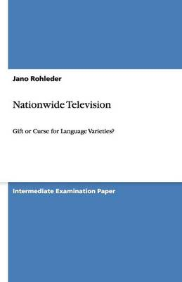 Nationwide Television (Paperback)