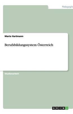Berufsbildungssystem Osterreich (Paperback)
