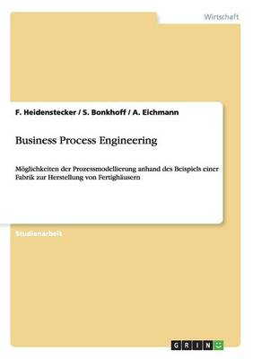 Business Process Engineering (Paperback)
