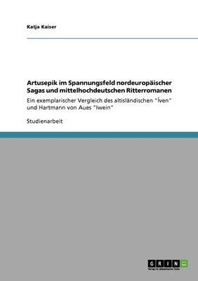 Artusepik Im Spannungsfeld Nordeuropaischer Sagas Und Mittelhochdeutschen Ritterromanen (Paperback)