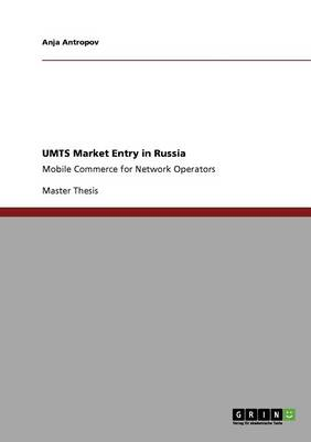 Umts Market Entry in Russia (Paperback)