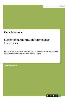 Systemdynamik Und Differenzieller Lernansatz (Paperback)