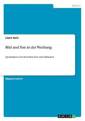 Bild Und Ton in Der Werbung (Paperback)