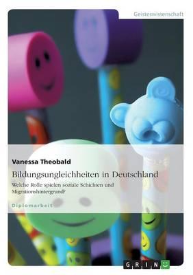 Bildungsungleichheiten in Deutschland (Paperback)