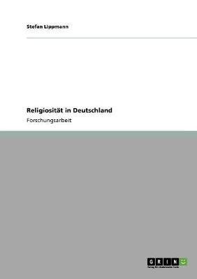 Religiositat in Deutschland (Paperback)