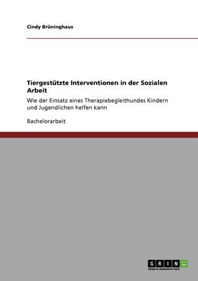 Tiergestutzte Interventionen in Der Sozialen Arbeit (Paperback)