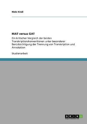 Hiat Versus Gat (Paperback)