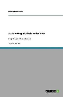 Soziale Ungleichheit in Der Brd (Paperback)