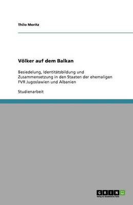 Volker Auf Dem Balkan (Paperback)