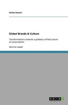 Global Brands & Culture (Paperback)