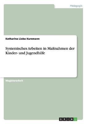 Systemisches Arbeiten in Manahmen Der Kinder- Und Jugendhilfe (Paperback)
