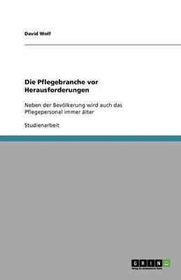 Die Pflegebranche VOR Herausforderungen (Paperback)