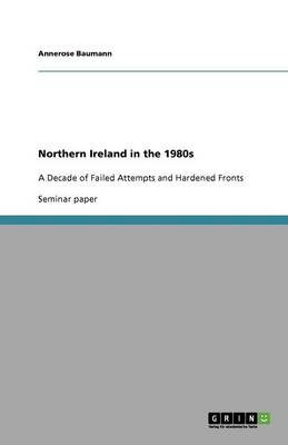 Northern Ireland in the 1980s (Paperback)