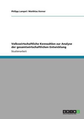 Volkswirtschaftliche Kennzahlen Zur Analyse Der Gesamtwirtschaftlichen Entwicklung (Paperback)