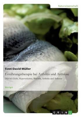 Ernahrungstherapie Bei Arthritis Und Arthrose (Paperback)