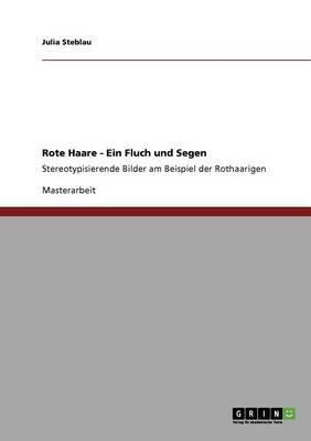 Rote Haare. Fluch Und Segen (Paperback)