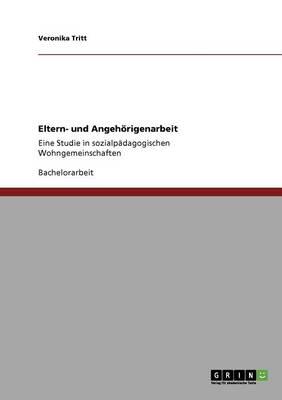 Eltern- Und Angehorigenarbeit (Paperback)