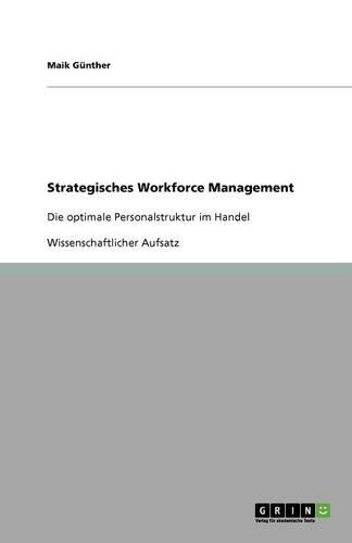 Strategisches Workforce Management (Paperback)