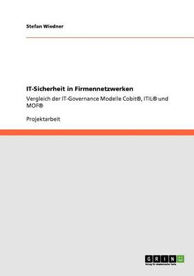 It-Sicherheit in Firmennetzwerken (Paperback)