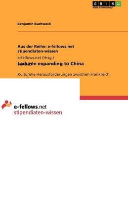 Ladur'e Expanding to China (Paperback)