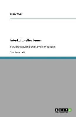 Interkulturelles Lernen (Paperback)
