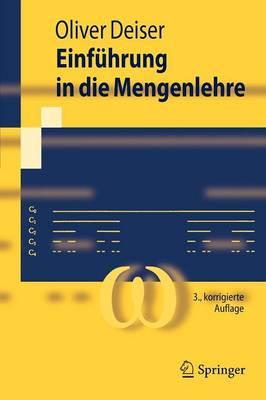 Einfuhrung in Die Mengenlehre (Paperback)
