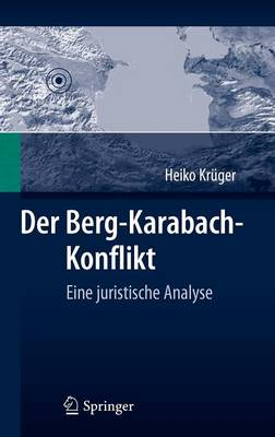 Der Berg-Karabach-Konflikt (Hardback)