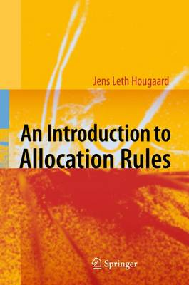 An Introduction to Allocation Rules (Hardback)