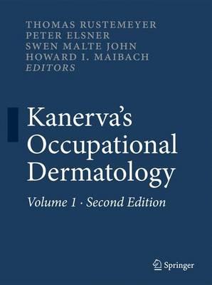 Kanerva's Occupational Dermatology - Kanerva's Occupational Dermatology (Hardback)