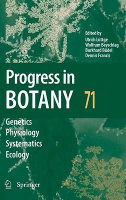 Progress in Botany 71 - Progress in Botany 71 (Hardback)