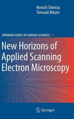 New Horizons of Applied Scanning Electron Microscopy - Springer Series in Surface Sciences 45 (Hardback)