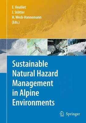 Sustainable Natural Hazard Management in Alpine Environments (Hardback)