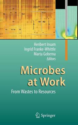 Microbes at Work: From Wastes to Resources (Hardback)