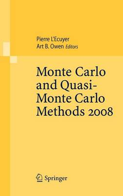 Monte Carlo and Quasi-Monte Carlo Methods 2008 (Hardback)